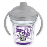 Tervis® My First Tervis™ Texas Christian University 6 oz. Sippy Design Cup with Lid