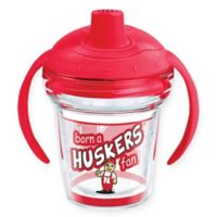 Tervis® My First Tervis™ University of Nebraska 6 oz. Sippy Design Cup with Lid