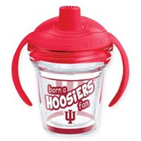 Tervis® My First Tervis™ Indiana University 6 oz. Sippy Design Cup with Lid