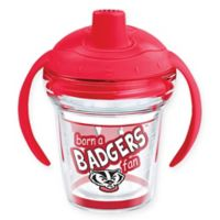 Tervis® My First Tervis™ University of Wisconsin 6 oz. Sippy Design Cup with Lid