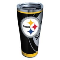Tervis® NFL Pittsburgh Steelers Rush 30 oz. Stainless Steel Tumbler with Lid