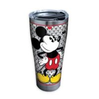 Tervis® Silver Mickey Stainless Steel 30 oz. Tumbler with Lid