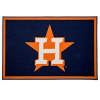 MLB Houston Astros 2'6 x 4' Area Rug in Blue