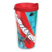 Tervis® Guy Harvey Lobster Deep Dive 16 oz. Wrap Tumbler with Lid