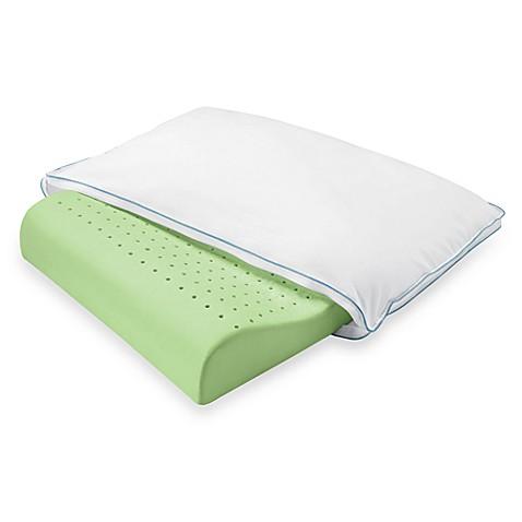 brookstone biosense neck pillow