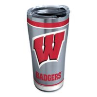 Tervis® University of Wisconsin Tradition 20 oz. Stainless Steel Tumbler with Lid