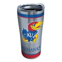 Tervis® University of Kansas Tradition 20 oz. Stainless Steel Tumbler with Lid