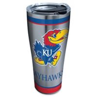 Tervis® University of Kansas Tradition 30 oz. Stainless Steel Tumbler with Lid
