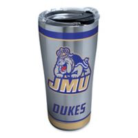 Tervis® James Madison University Tradition 20 oz. Stainless Steel Tumbler with Lid