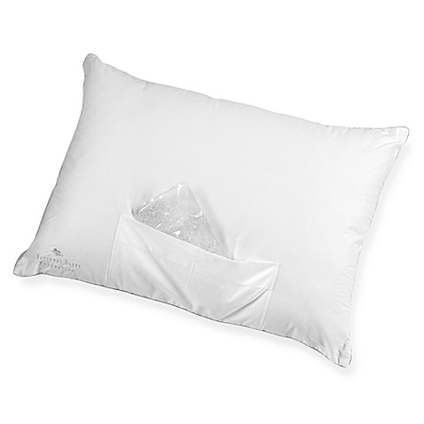 National Sleep Foundation Thermo Logix Pillow Bed Bath