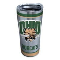 Tervis® Ohio University Tradition 20 oz. Stainless Steel Tumbler with Lid