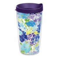 Tervis® Fiesta® Purple Floral 16 oz. Wrap Tumbler with Lid