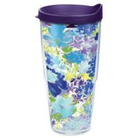 Tervis® Fiesta® Purple Floral 24 oz. Wrap Tumbler with Lid