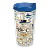 Tervis® Guy Harvey Charts 16 oz. Wrap Tumbler with Lid