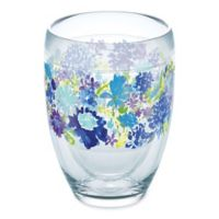 Tervis® Fiesta® Purple Floral 9 oz. Stemless Wine Glass