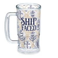 "Tervis® ""Ship Faced"" 16 oz. Beer Mug"