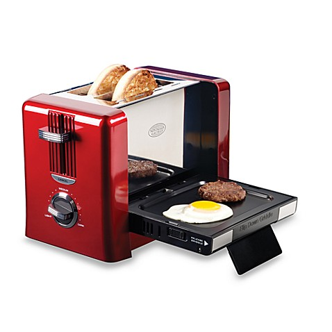 Nostalgia Electrics™ Egg and Muffin Toaster