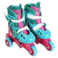 PlayWheels Trolls Size 6-9 Convertible 2-in-1 Roller Skates