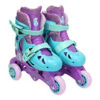 PlayWheels Disney Frozen Size 6-9 Convertible 2-in-1 Roller Skates