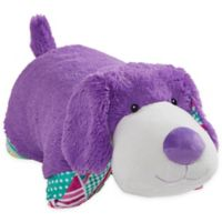 Pillow Pets® Colorful Puppy Pillow Pet in Purple