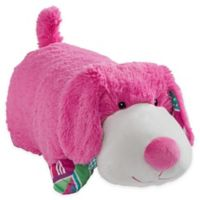 Pillow Pets® Colorful Puppy Pillow Pet in Pink