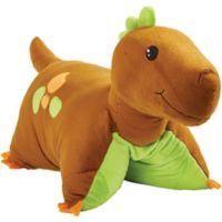 Pillow Pets® Brown Dinosaur Pilllow Pet