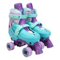 "Playwheels™ Disney® Classic ""Frozen"" Medium Quad Roller Skates"