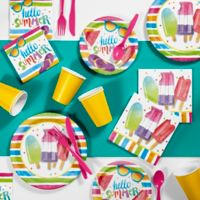 Creative Converting™ 81-Piece Hello Summer Party Kit