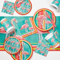 Creative Converting™ 81-Piece Island Oasis Party Supplies Kit