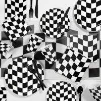 Creative Converting™ 85-Piece Racing Party Supplies Kit