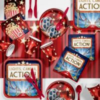 Creative Converting™ 81-Piece Hollywood Lights Party Supplies Kit