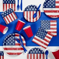 Creative Converting™ 81-Piece Patriotic Glory Party Supplies Kit