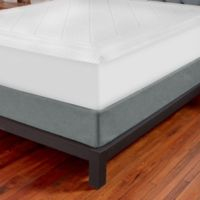 Therapedic® Quilted 3-Inch Deluxe Memory Foam Full XL Mattress Topper
