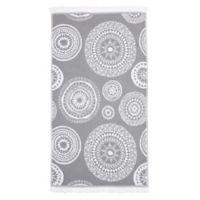 Linum Home Textiles Zarya Pestemal Beach Towel in Grey