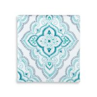 Style Lounge Andalucia Cotton Bath Towel in Teal