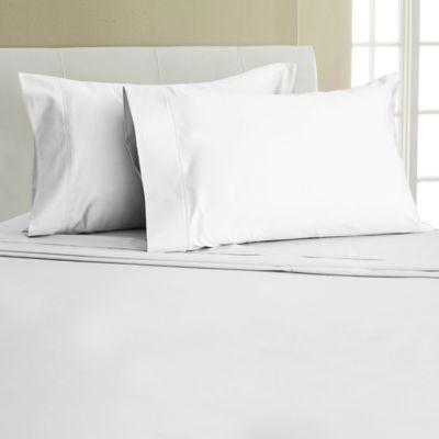 Therapedic® 450 Thread Count Full/Full XL Sheet Set In White