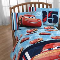 "Disney® ""Cars"" Full Microfiber Sheet Set"