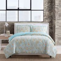 Miranda 3-Piece Full/Queen Comforter Set