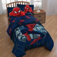 Marvel® Spiderman Saving The Day Reversible Twin/Full Comforter