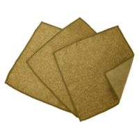 Evriholder™ Greenery Collection 3-Pack Produce Scrub Cloths