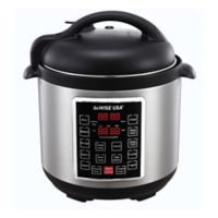 GoWISE USA® 6 qt. 10-in-1 Electric Pressure Cooker