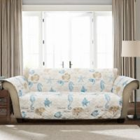 Harbor Life Sofa Protector in Blue