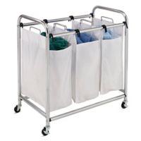 Honey-Can-Do® Heavy Duty 3-Section Laundry Sorter