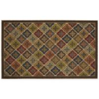 "Mohawk Home® Arabian Impressions 18"" x 30"" Multicolor Door Mat"