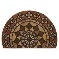 "Mohawk Home® Countryside Stones Estate 23"" x 35"" Rubber Slice Door Mat"