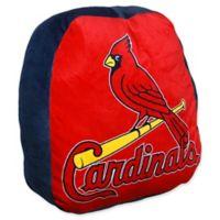 MLB St. Louis Cardinals Logo Cloud Pillow
