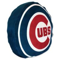 MLB Chicago Cubs Logo Cloud Pillow