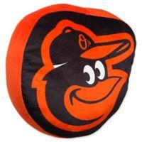 MLB Baltimore Orioles Logo Cloud Pillow