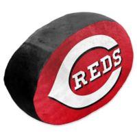 MLB Cincinnati Reds Logo Cloud Pillow