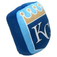 MLB Kansas City Royals Logo Cloud Pillow